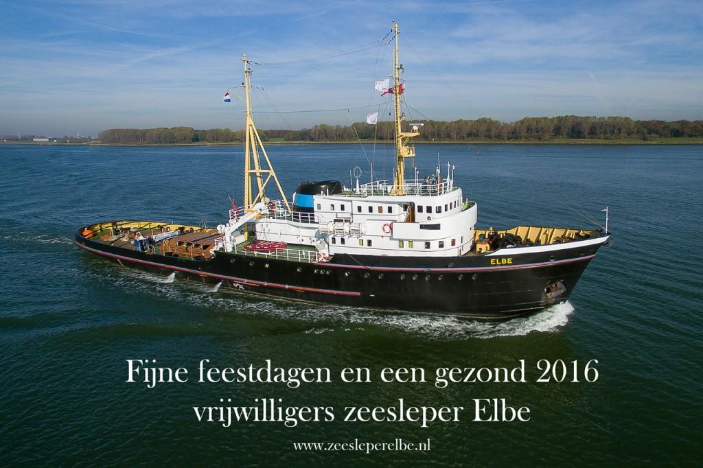 Elbe kerst 2015