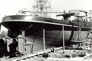 1958 elbe bouw terwaterlating promos 033-1